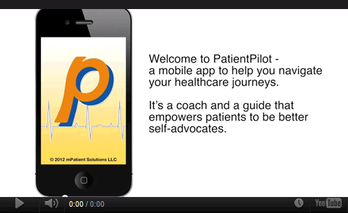 PatientPilot App Tour